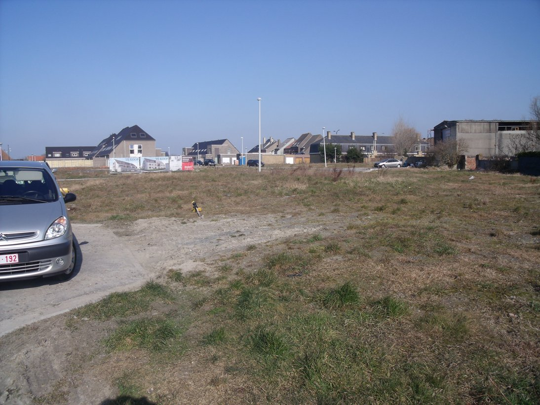 Bredene - Oude Tramstraat voor