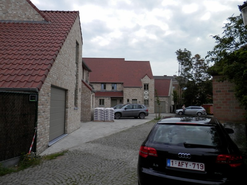 Brugge - Sentillenhof na