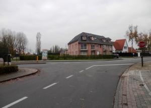 Eernegem - Aartrijkestraat na