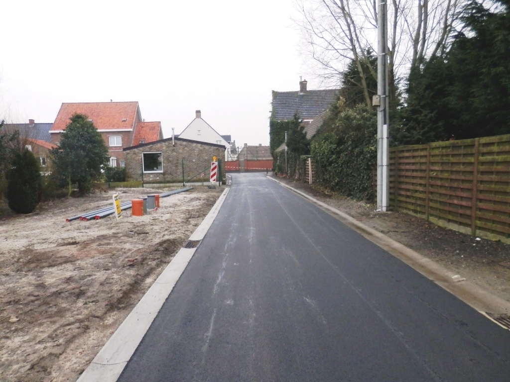 Ichtegem - Oude Oostendeweg na