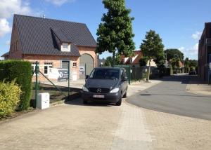 Jabbeke - Korte Molenstraat na