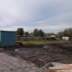 Oudenburg - Kasteeldreef tijdens