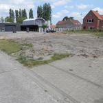Snellegem - Woudweg na