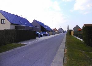 Westende - Langestraat na