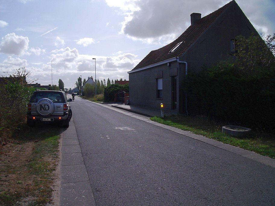 Westende - Langestraat voor